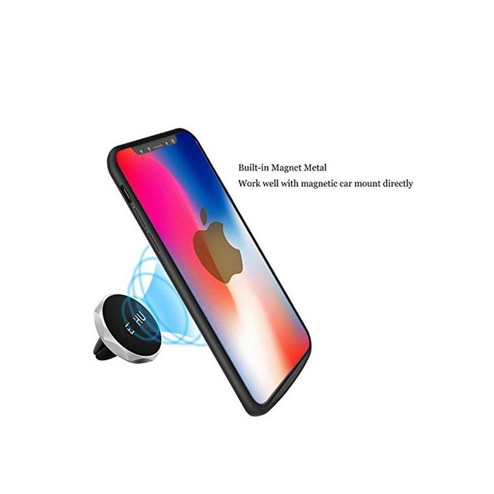 [더산직구]아이폰 X 배터리 케이스 MQOUNY Magnetic Power/ 영업일기준 5~15일
