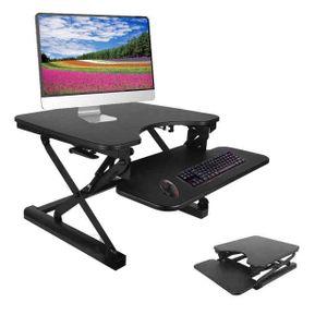 높이조절 스탠딩 책상 서서 일하는 높낮이 테이블
