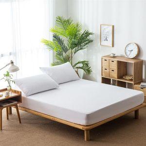키밍 침대 방수 커버 호텔 먼지차단 심플 침대매트