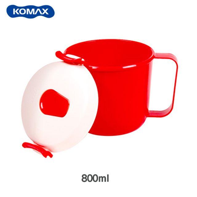 코멕스 전자레인지 요리용기(수프)-800ml [제작 대량 도매 로고 인쇄 레이저 마킹 각인 나염 실크 uv 포장 공장 문의는 네이뽕]