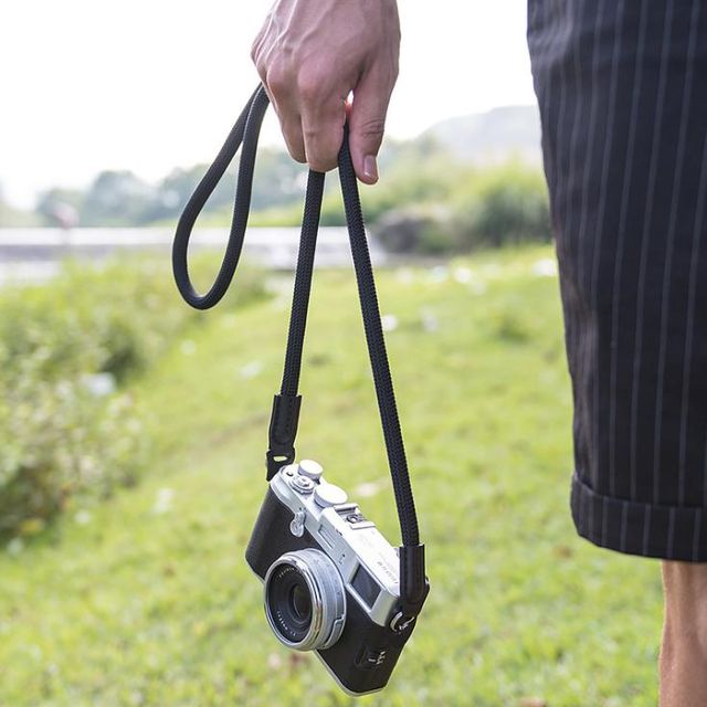 W 키밍 카메라 넥스트랩 목걸이 휴대용 행거 걸이