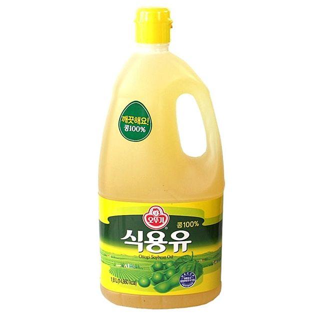[B6F804] 대두유 오뚜기식용유 가공식품 오일