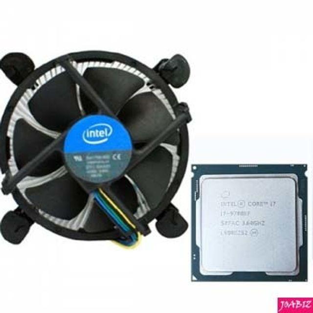 코어 i7-9세대 9700KF 커피레이크-R 벌크+쿨러 PC용품