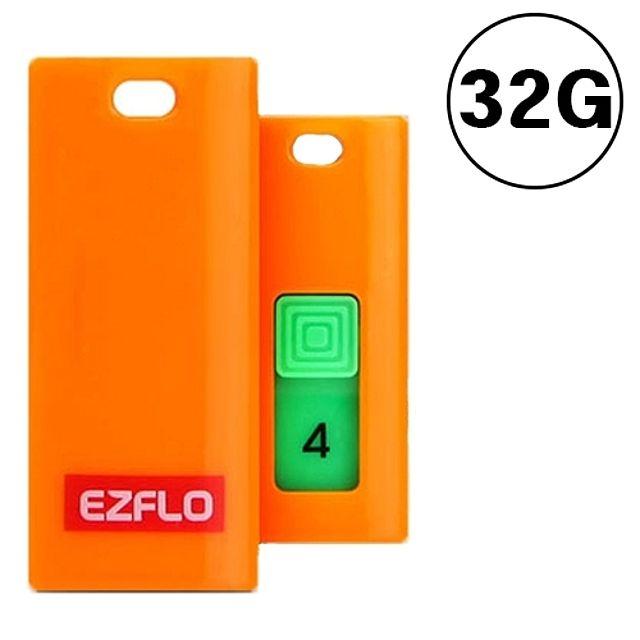 매머드 GU20 USB32G/오렌지 [제작 대량 도매 로고 인쇄 레이저 마킹 각인 나염 실크 uv 포장 공장 문의는 네이뽕]