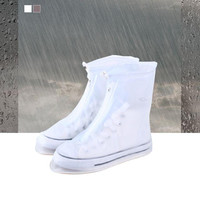 W 키밍 장마철 방수 신발커버 신발보호 슈즈 커버