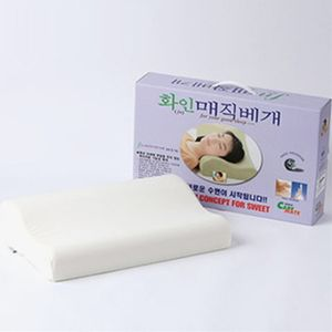 케어메이트 화인(FN) 매직베개 국산베개 메모리폼베개