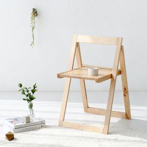 MD 자작나무 접이식 의자