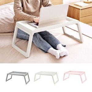 접이식 미니 침대 테이블 좌식책상 플라스틱책상 탁자