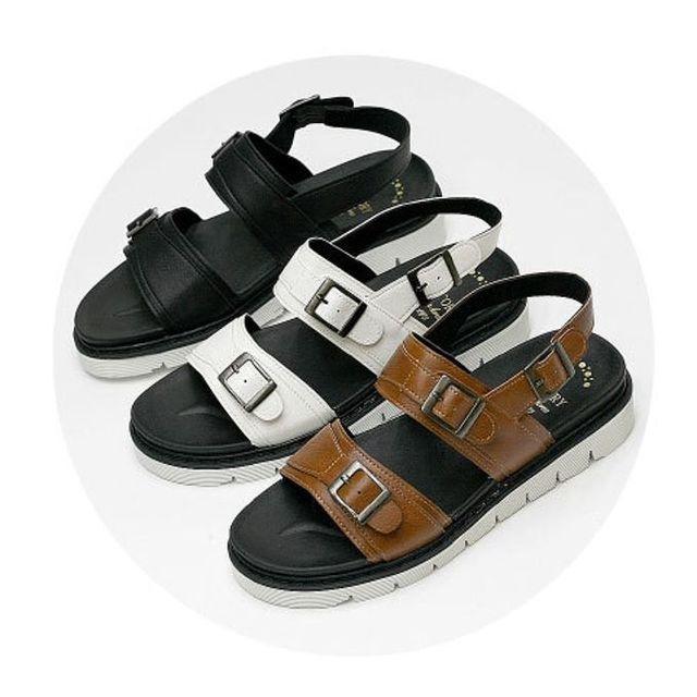 W 국산 남성 샌달 샌들 스포츠 여름 신발 샌달 3색