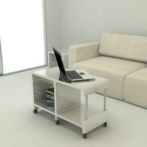 거실 모던 커피 소파 테이블 노트북 티 간이 탁자