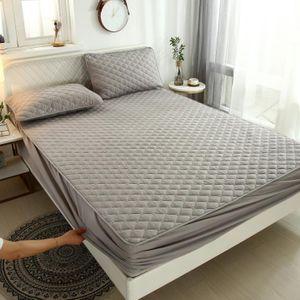 키밍 북유럽 침대 매트 커버 깨끗함 침실 베드 호텔