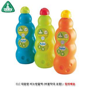 ELC 대용량 비누방울액리필 (버블막대포함)