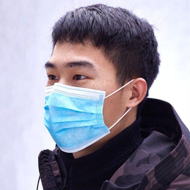 [더산쇼핑]해외직구TOP신상 패션 캐주얼 먼지/공법분말 차단마스크 1화용 2000매 마스크/ 배송기간 영업일기준 5~15일