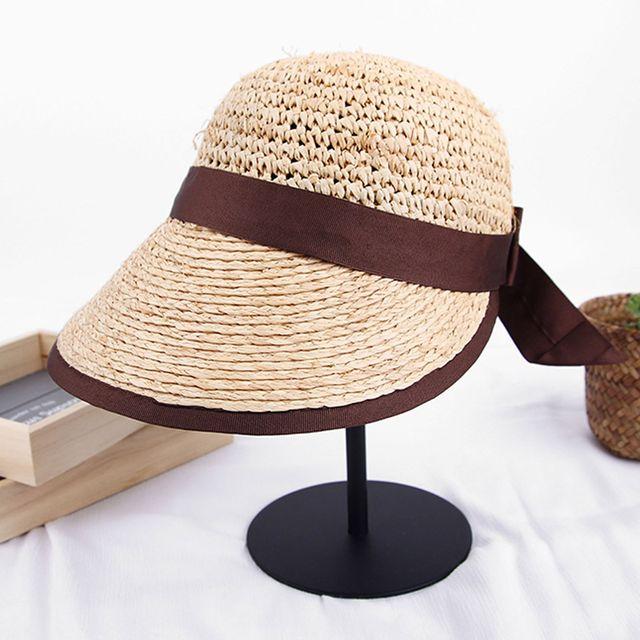 여름 라피아햇 여행 휴가 데일리 패션 여자 밀짚 모자