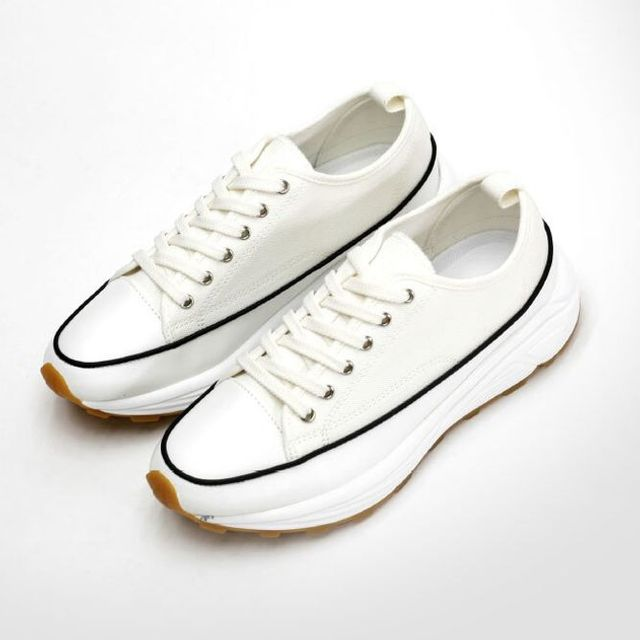 W 남성 운동화 런닝화 워킹화 키높이 스니커즈 신발 2색