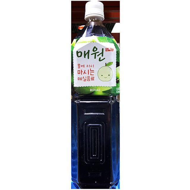 韩国直邮 鲜美 可口 饮料(1.5L)