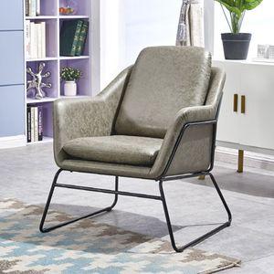 거실 침실 사무실 카페 소파 1인용 Y1031 조립식 의자