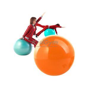 짐나스틱볼120 노랑 120cm 대근육운동 균형감각운동