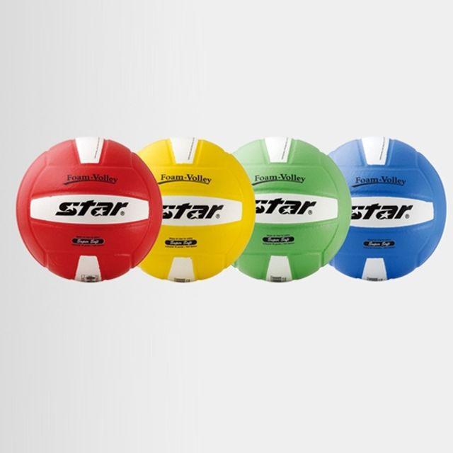 스타 폼 배구공 발리볼 피구 [제작 대량 도매 로고 인쇄 레이저 마킹 각인 나염 실크 uv 포장 공장 문의는 네이뽕]