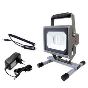 다용도 거치형 충전식 LED 작업등 SWL-2000R 풀세트