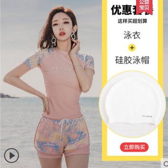 [해외] 비키니 여성수영복 트레이닝수영복11