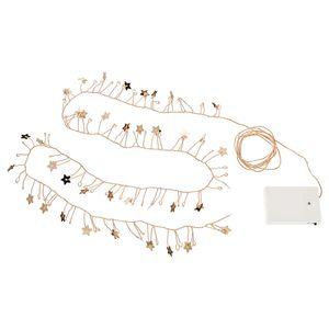 STRALA 스트롤라 LED체인조명 80등 미니별 005.031.19