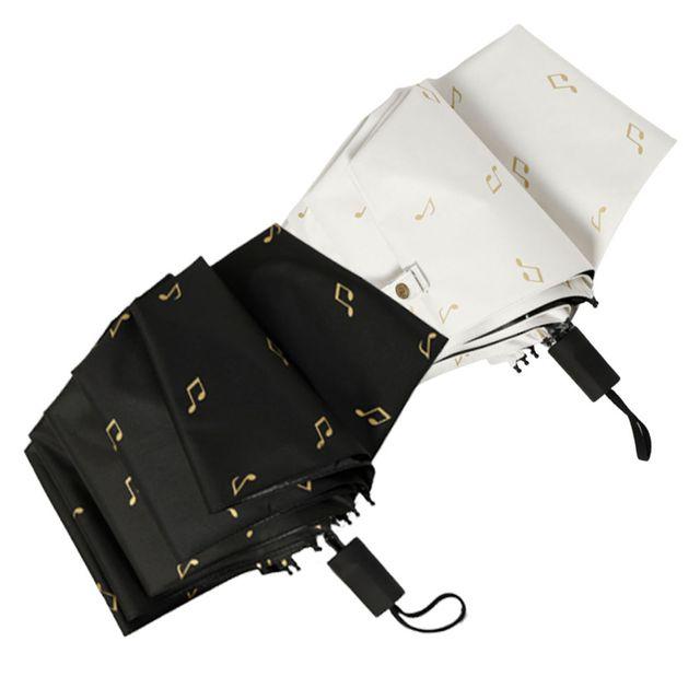 멜로디 3단 양우산 접이식 우산 양산