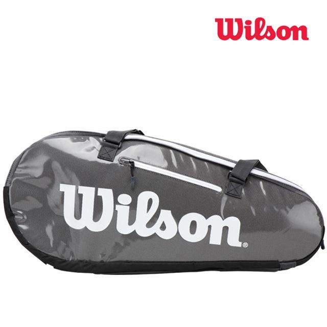 윌슨 WRZ843915 슈퍼투어3 콤푸 15PACK 그레이 테니스