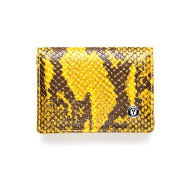 명함지갑_옐로우 카드지갑 남자명합지갑 선물 카드명함지갑