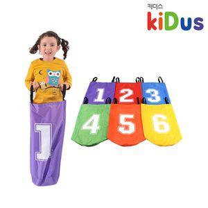 유아체육교구 홉주머니 6개 유아체육교구 교육용