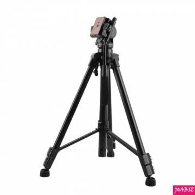 Coms 삼각대 폴더 접이식 VCT-880 3단형 카메라 거치