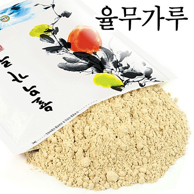 [더산쇼핑]볶은율무가루 (국산 500g) 의이인가루 웰빙푸드