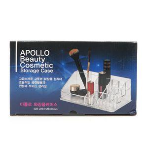아폴로 화장품케이스 화장품 작은소품 깔끔정리보관