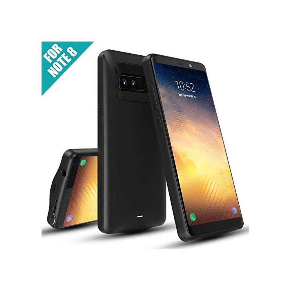 [더산직구]Note 8 배터리 케이스 Capshi 갤럭시 충전 5500mAh/ 영업일기준 5~15일