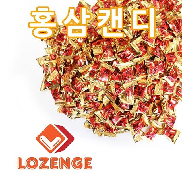 고려홍삼캔디 7kg 홍삼사탕 대용량 홍보용 벌크사탕,대용량사탕,식당홍보,홍보용사탕,벌크사탕,대용량식자재