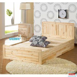 삼나무 슈퍼싱글 침대 G-108
