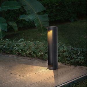 SL08-HSTS003 태양광 정원등 잔디등 볼라드등 문주등