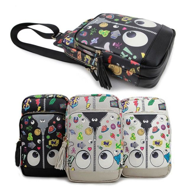 DF20 귀여운슬링백 캐주얼백팩 캐주얼가방 가방