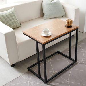 하우스틸 철제 사이드 테이블 600