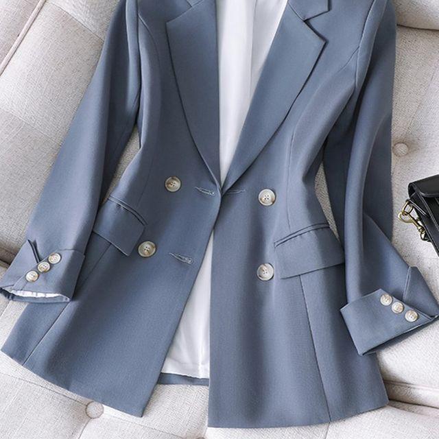 [해외] 여성 패션 재킷 자켓 정장세트얼 패션 작은 정장