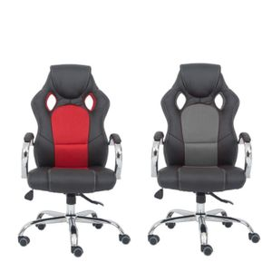 스포티 디자인 사무실 의자 소음적은 의자 이중방석