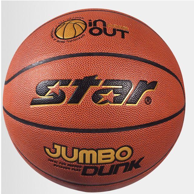 스타 농구공 점보 덩크 바스켓볼 실내 실외공