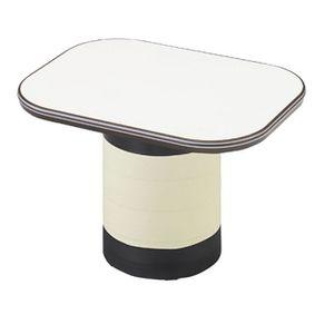 좌식 수납 테이블 (아이보리) 탁자 거실 다용도 책상