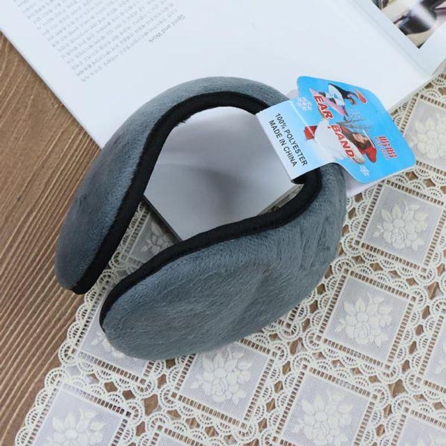 방한귀마개 귀마개 방한용품 스키용품 그레이 ABM