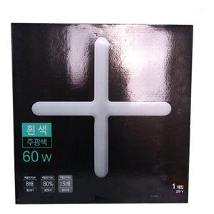 LED 등기구 고정형 흰색(주광색)PL60X-60WA2-CW