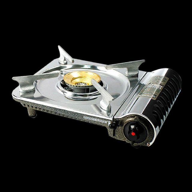 썬터치 통주물 가스레인지 휴대용 버너 ST-520DB
