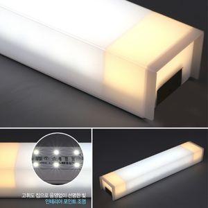 주택 욕실 LED 조명 설치 20W 투톤 사각 방습 욕실등