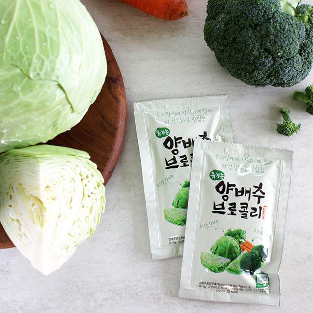 (선물 30팩) 몸에좋은 양배추브로콜리즙,야채,채소,야채수,채소물,야채물,건강식품,건강즙