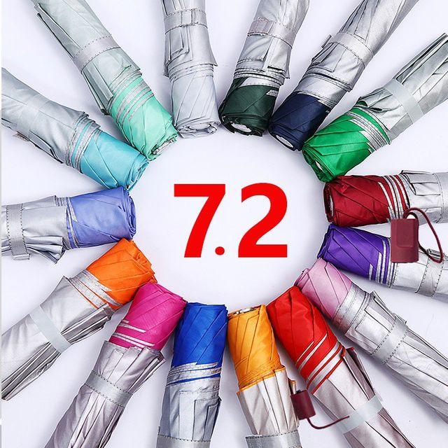 [해외] 패션소품 양산 방수 방풍 반자동 광고 우산