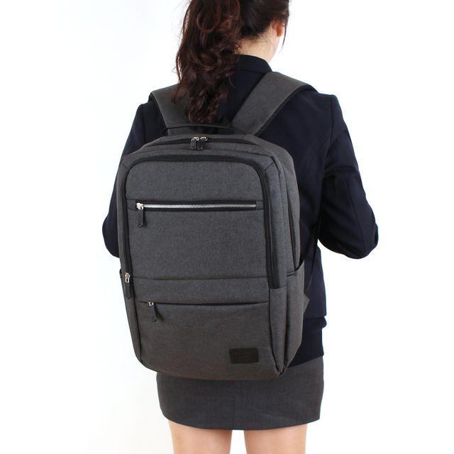 W 심플 캐주얼 가방 학생가방 직장인 가방 수납 백팩